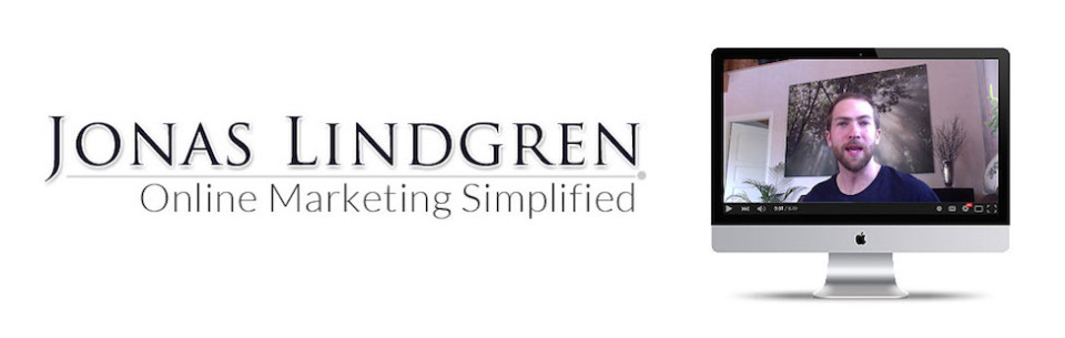 Jonas Lindgren – Online Marketing Simplified